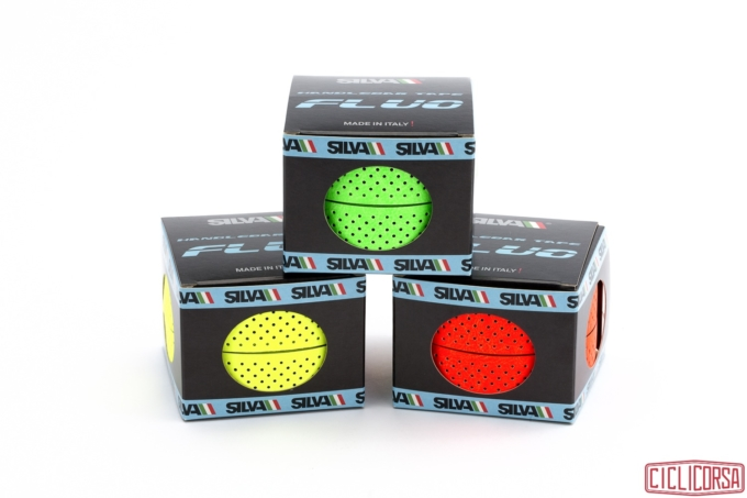 Fluorescent bar tape Silva Nastro Fluo