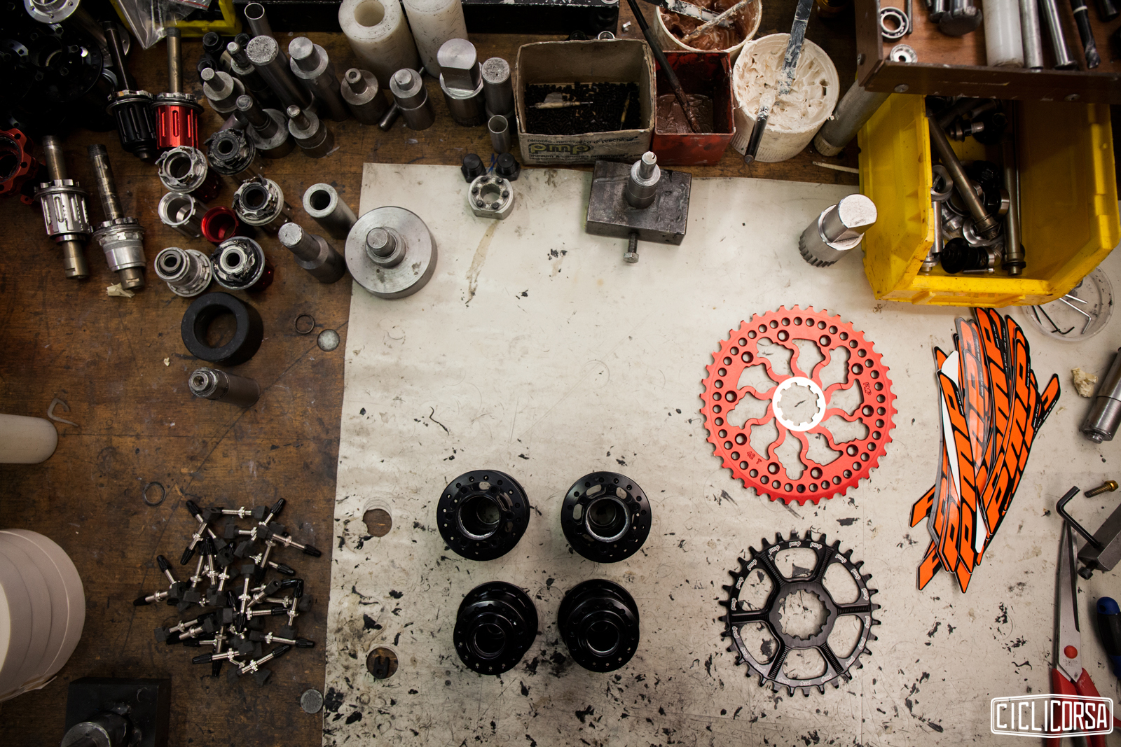 PMP - Meet the Makers - Cicli Corsa