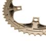 Carbon-Ti X-Ring Titanium Road Chainring