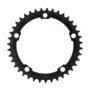 Carbon-Ti X-Ring Aluminium/Carbon Road Chainring