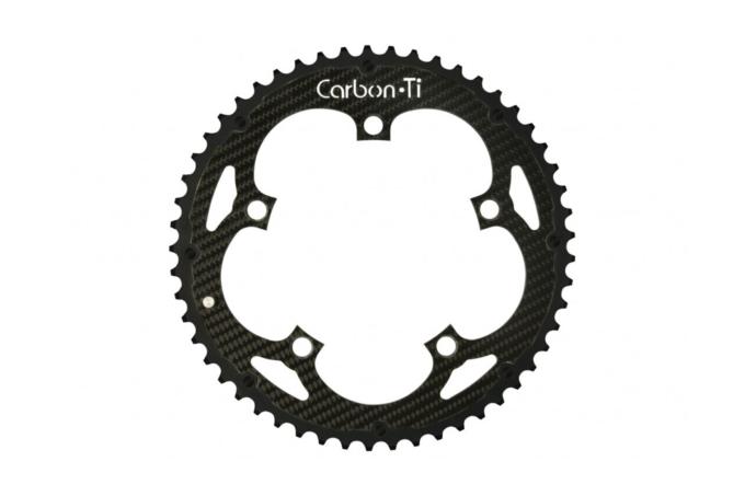 Carbon-Ti X-Ring Aluminium/Carbon