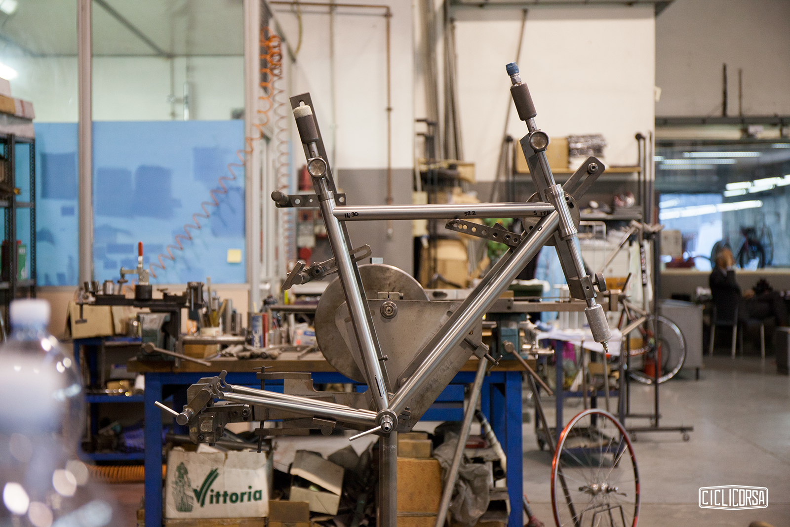 Cicli Corsa - Meet the Makers - De Rosa Cicli