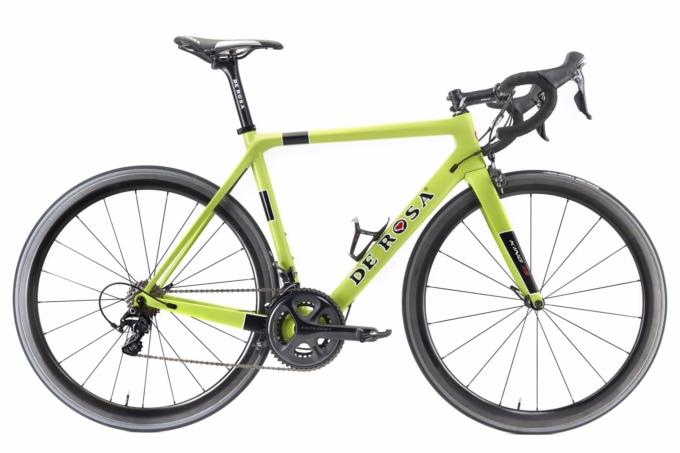 De Rosa King XS 2017 - Complete Bike