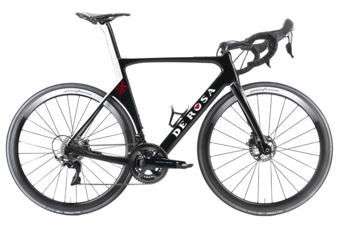 De Rosa SK Pininfarina DISC 2017 Complete Bicycle