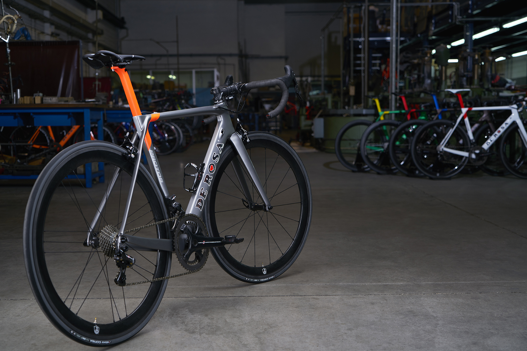 De Rosa Protos 2017 Bicycle Frame Carbon Road