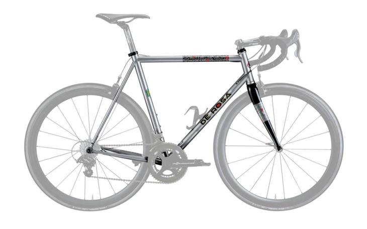 De Rosa Corum 2020 frame cicli corsa