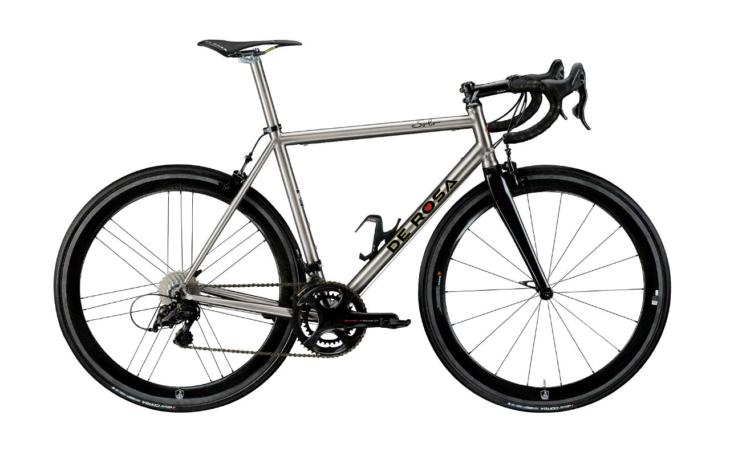 De Rosa titanio Solo 2020 cicli corsa