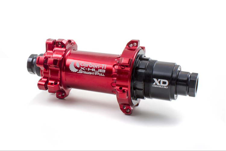 Carbon-Ti X-Hub MTB SP Boost Rear