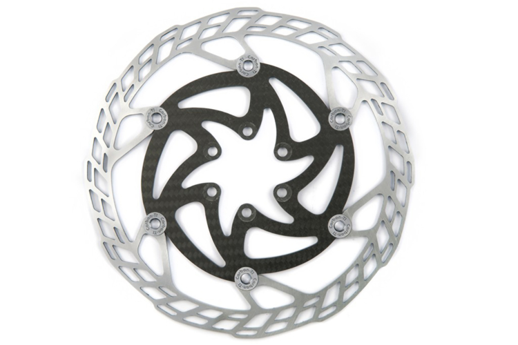 Carbon-Ti X-Rotor SteelCarbon 2 Disc Rotor