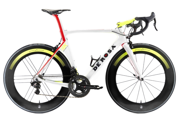 SK Pininfarina H2 SPEED - 2017 - Complete Bicycle