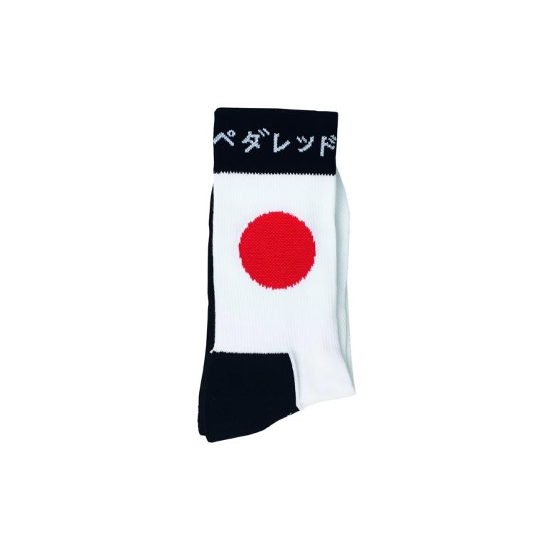 Dario socks flag black