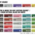 Cinelli Custom Colours