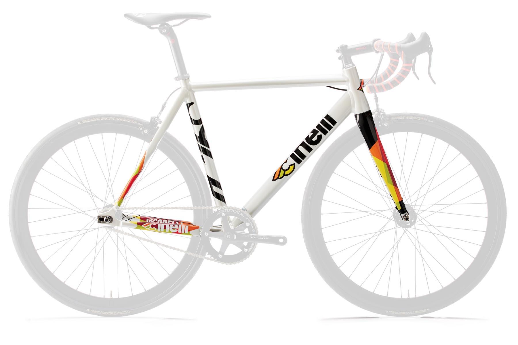 Cinelli Vigorelli Frameset   Track Aluminium   Cicli Corsa  