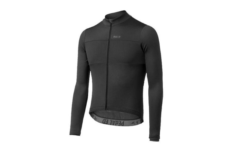 Pedaled Essential Long Sleeve Jersey Black