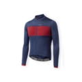 Pedaled Essential Long Sleeve Jersey Blue