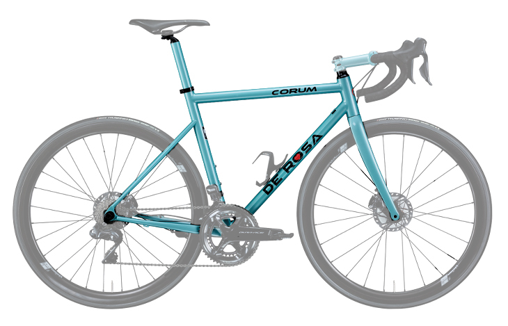 Cicli-Corsa-De-Rosa-Corum-Disc-frame-Acqua