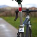 Colnago C64 Sram eTAP Seatpost Flag