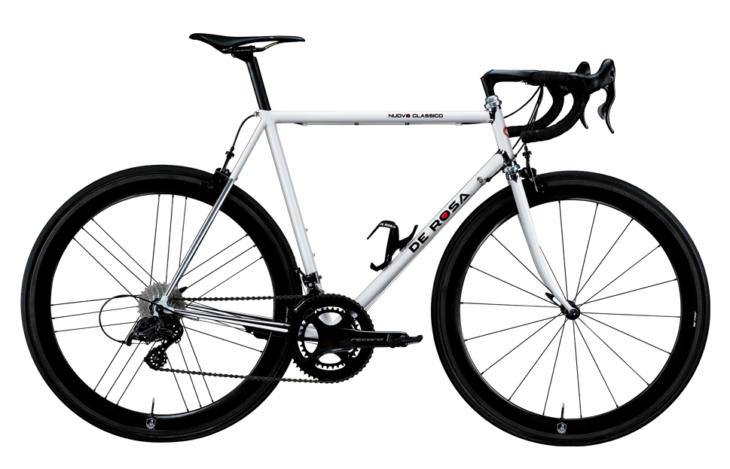 Cicli Corsa De Rosa Nuovo Classico Bianco