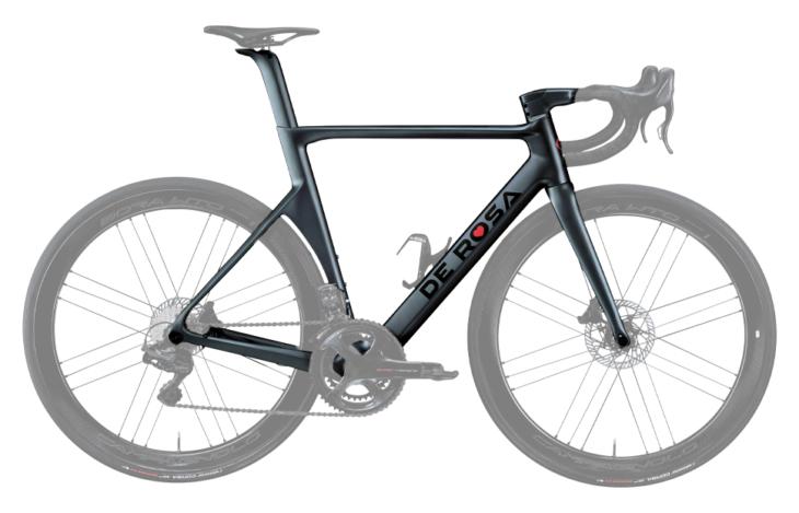 Cicli Corsa De Rosa SK Disc Sthealt frame