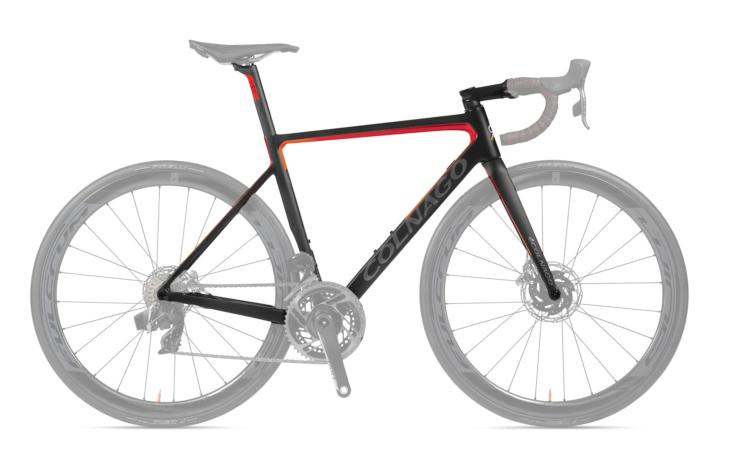 Cicli Corsa Colnago V3RS RZRD Frame Disc