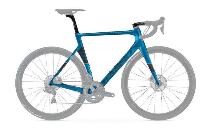 Basso Diamante SV Disco bike frame