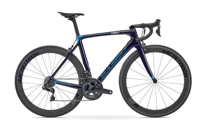 Basso diamante rim bike purple 2020