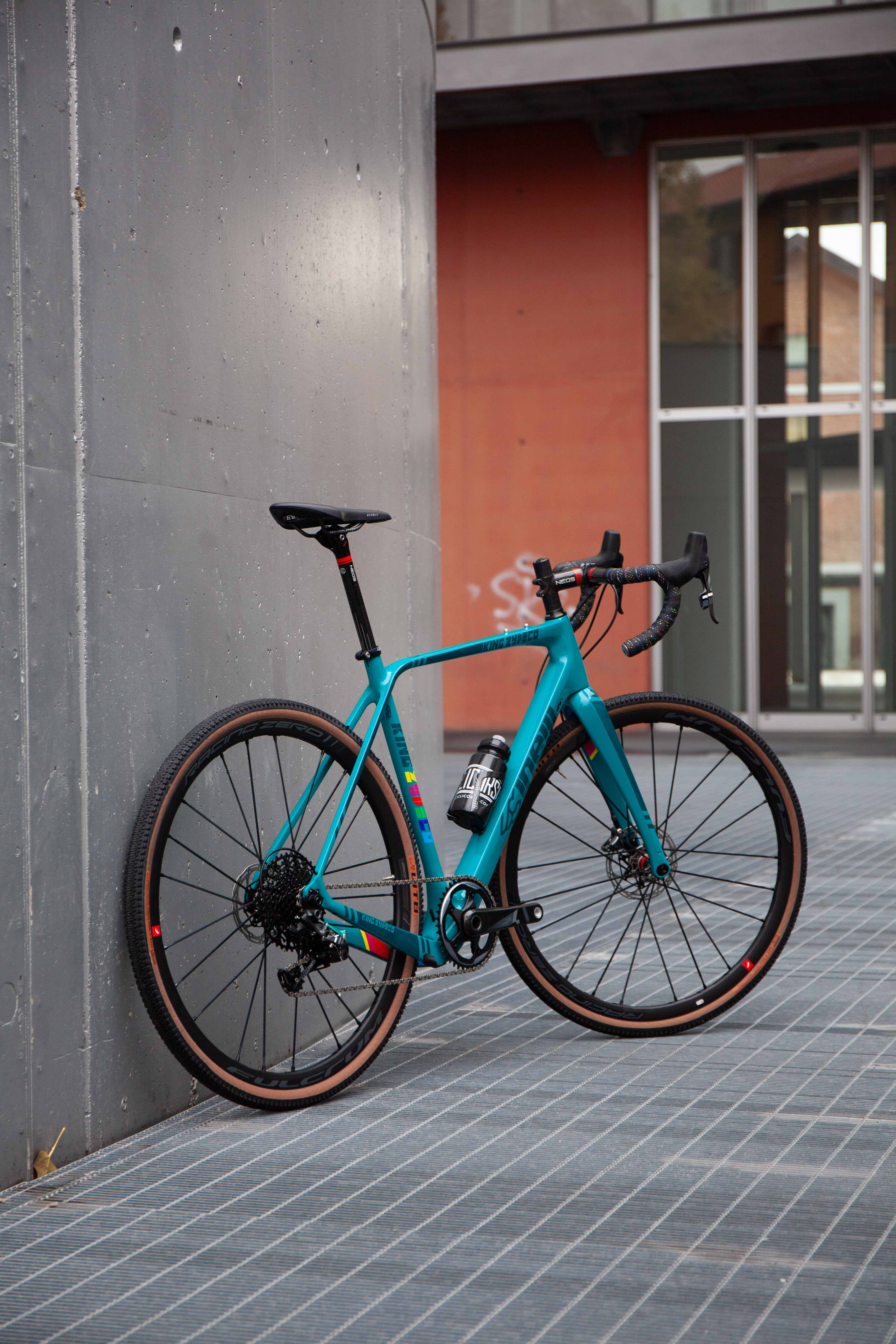 Cicli Corsa Cinelli Zydeco Sram force