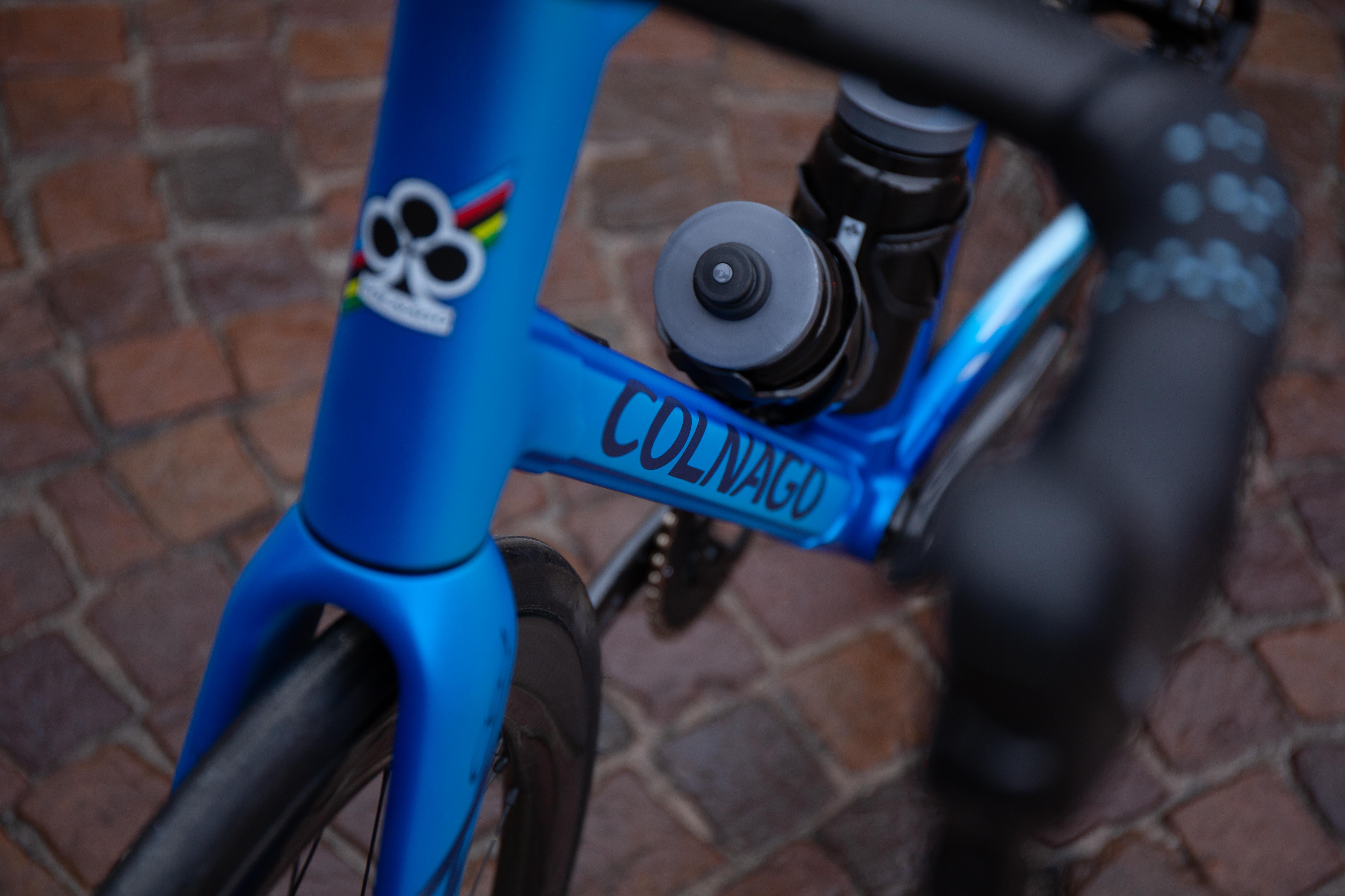 Cicli Corsa Colnago C64 Disc DBBL - EPS + WTO-1