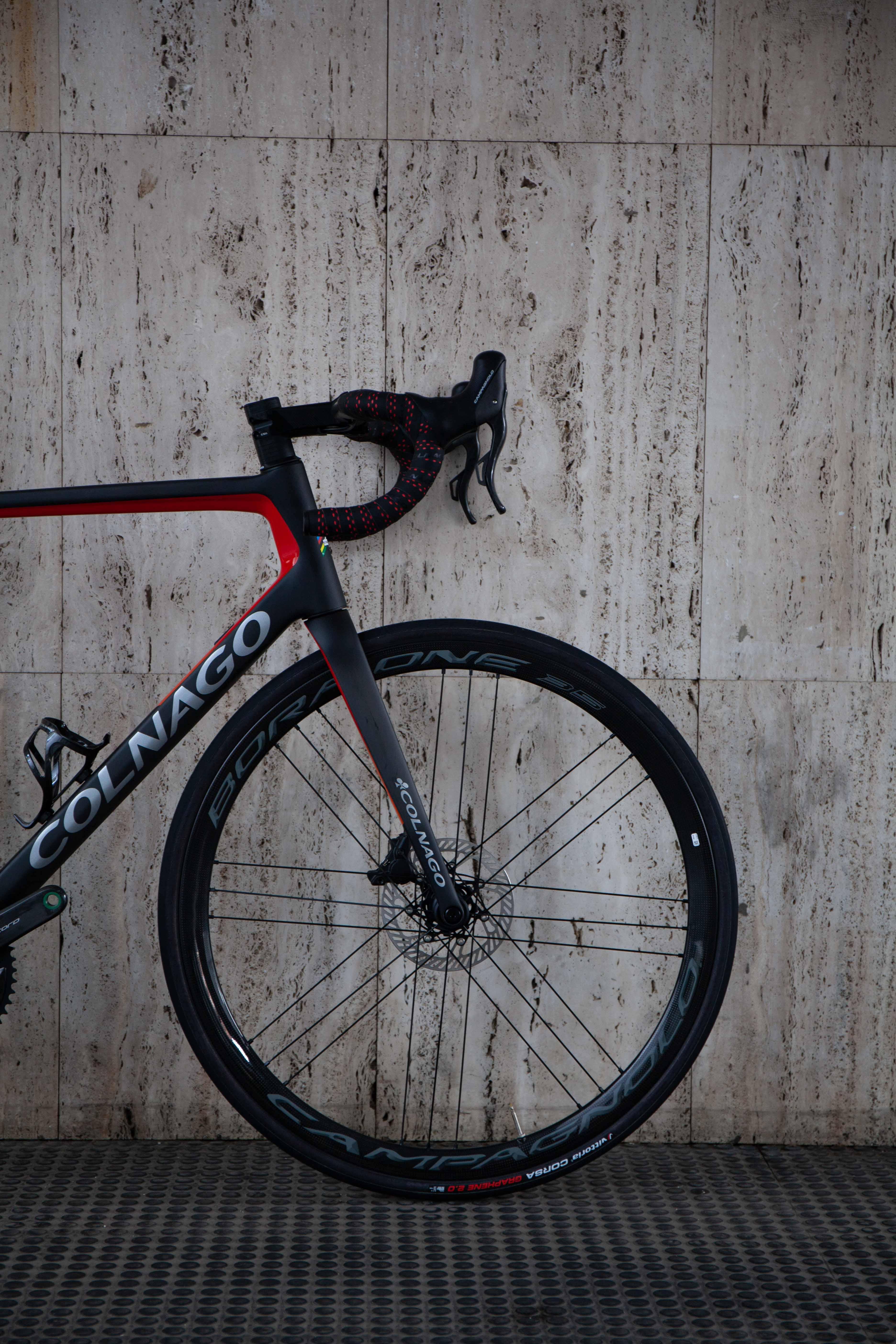 Cicli Corsa Colnago V3 Disco SR EPS -1
