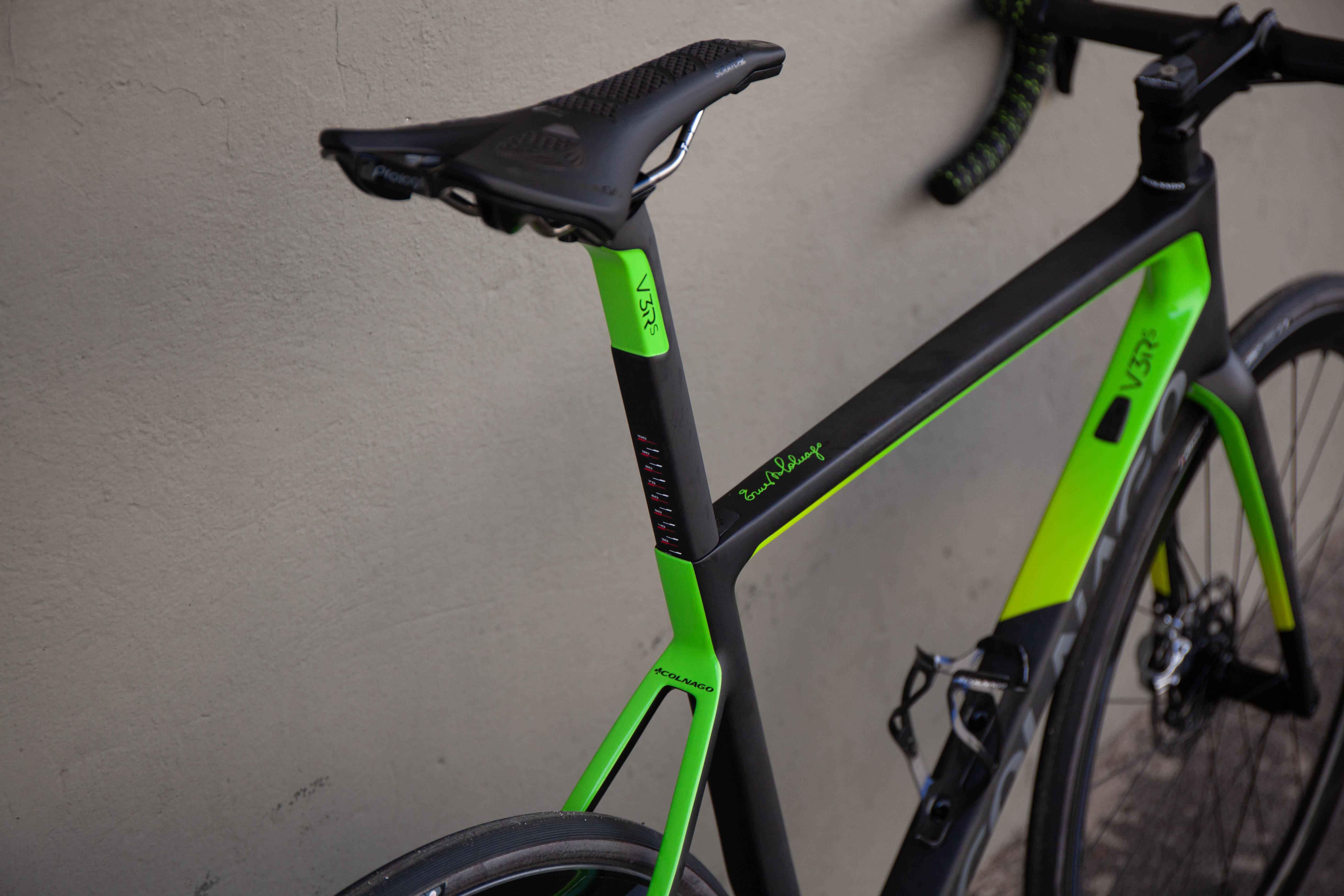 Cicli Corsa Colnago V3Rs Disc RZGR