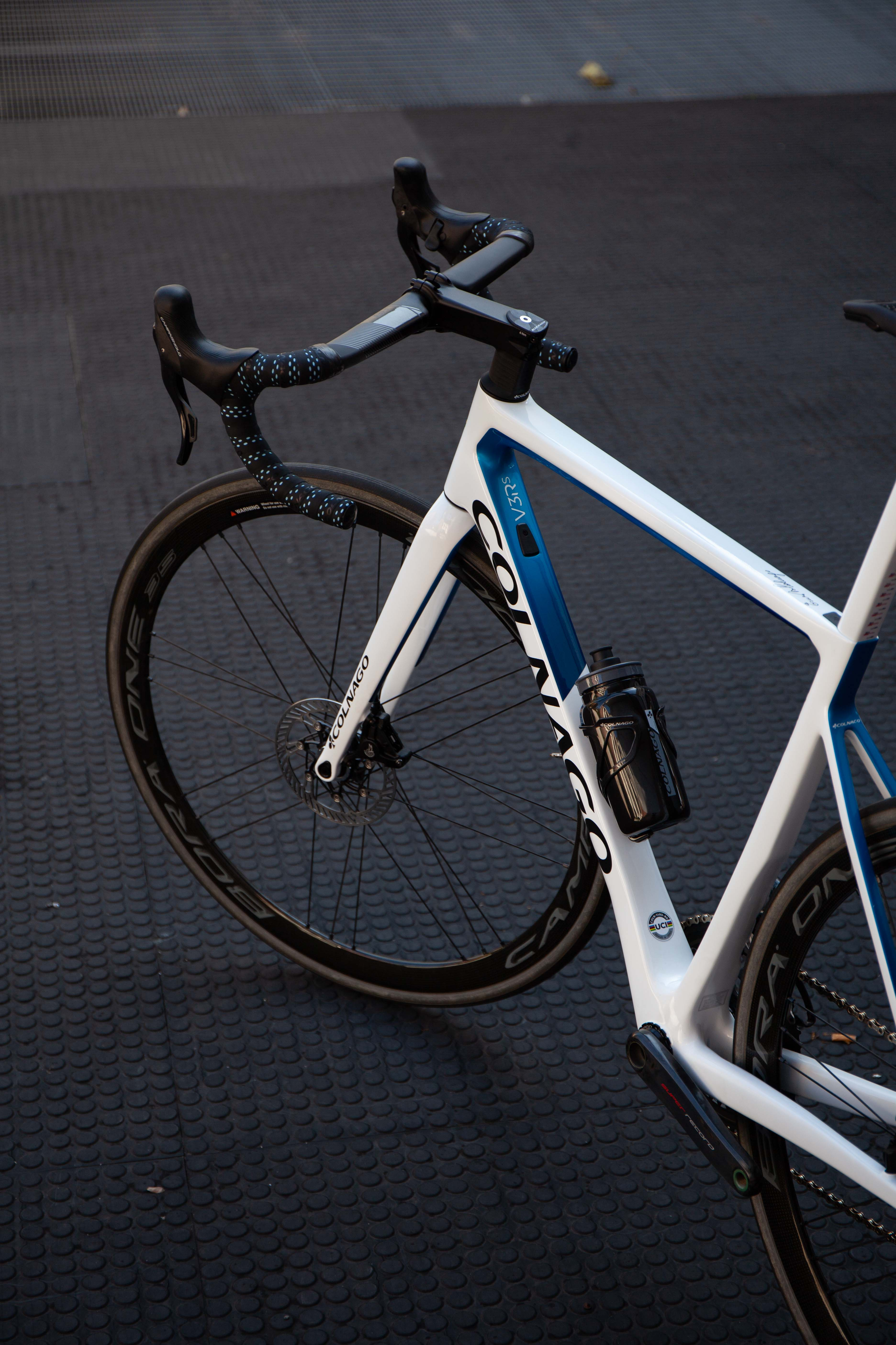 Cicli Corsa Colnago V3Rs disc 50 EPS Bora one -11