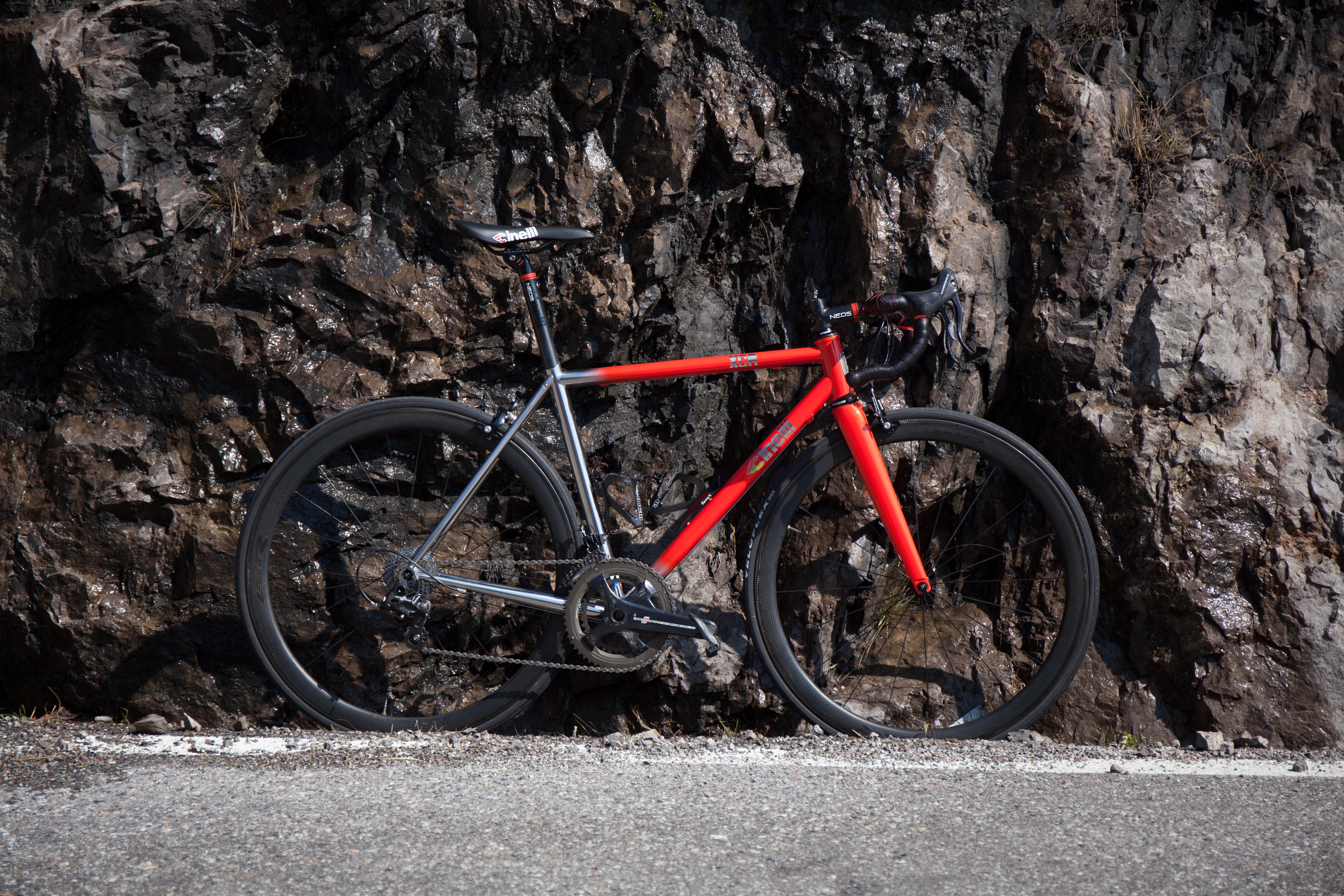 Cicli Corsa Cinelli XCR campagnolo