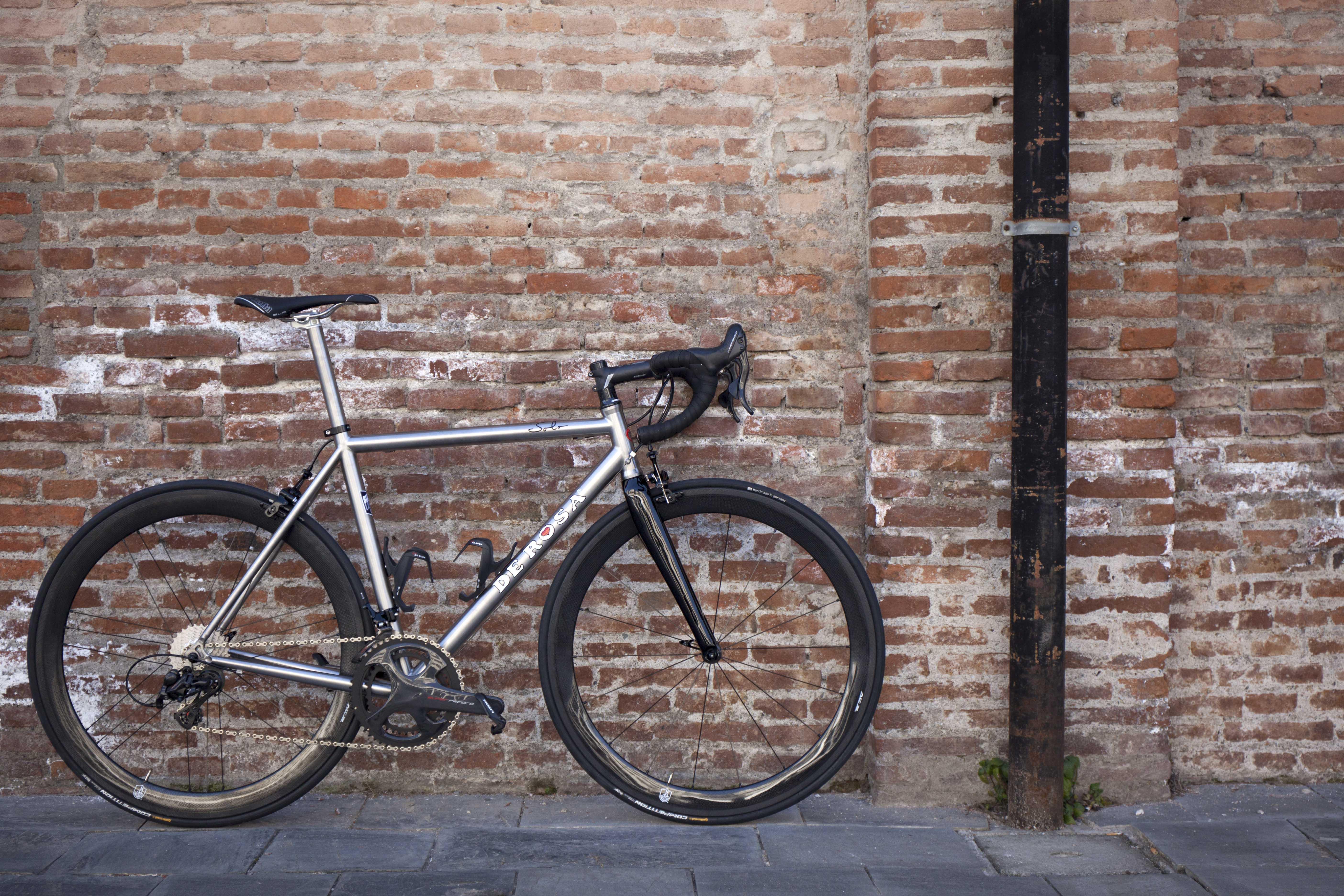 Cicli Corsa De Rosa Solo
