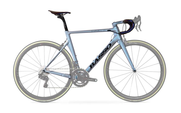 Cicli Corsa Basso diamante reflection frame rim brakes copia