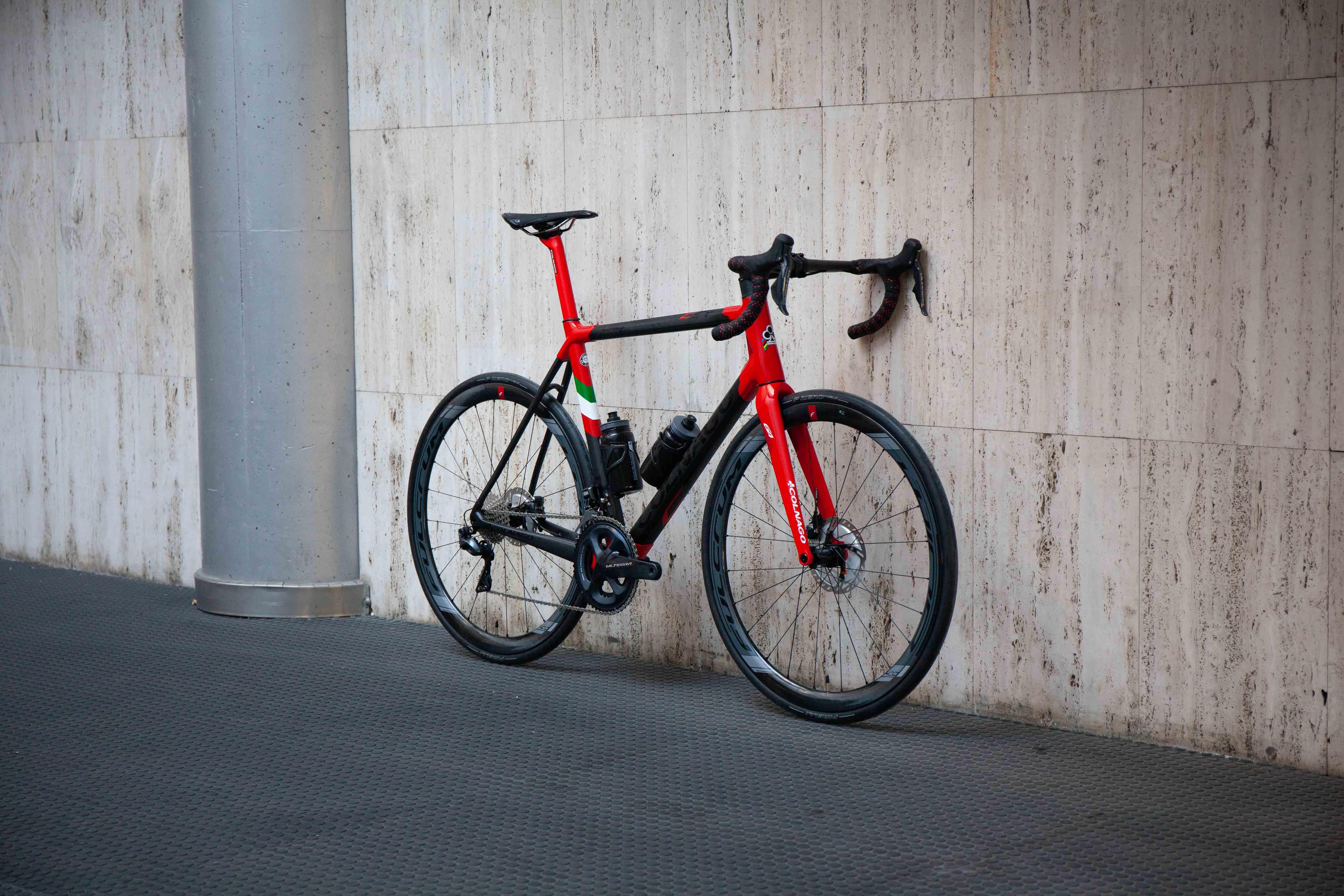 Cicli Corsa Colnago C64 56s PJRI -11