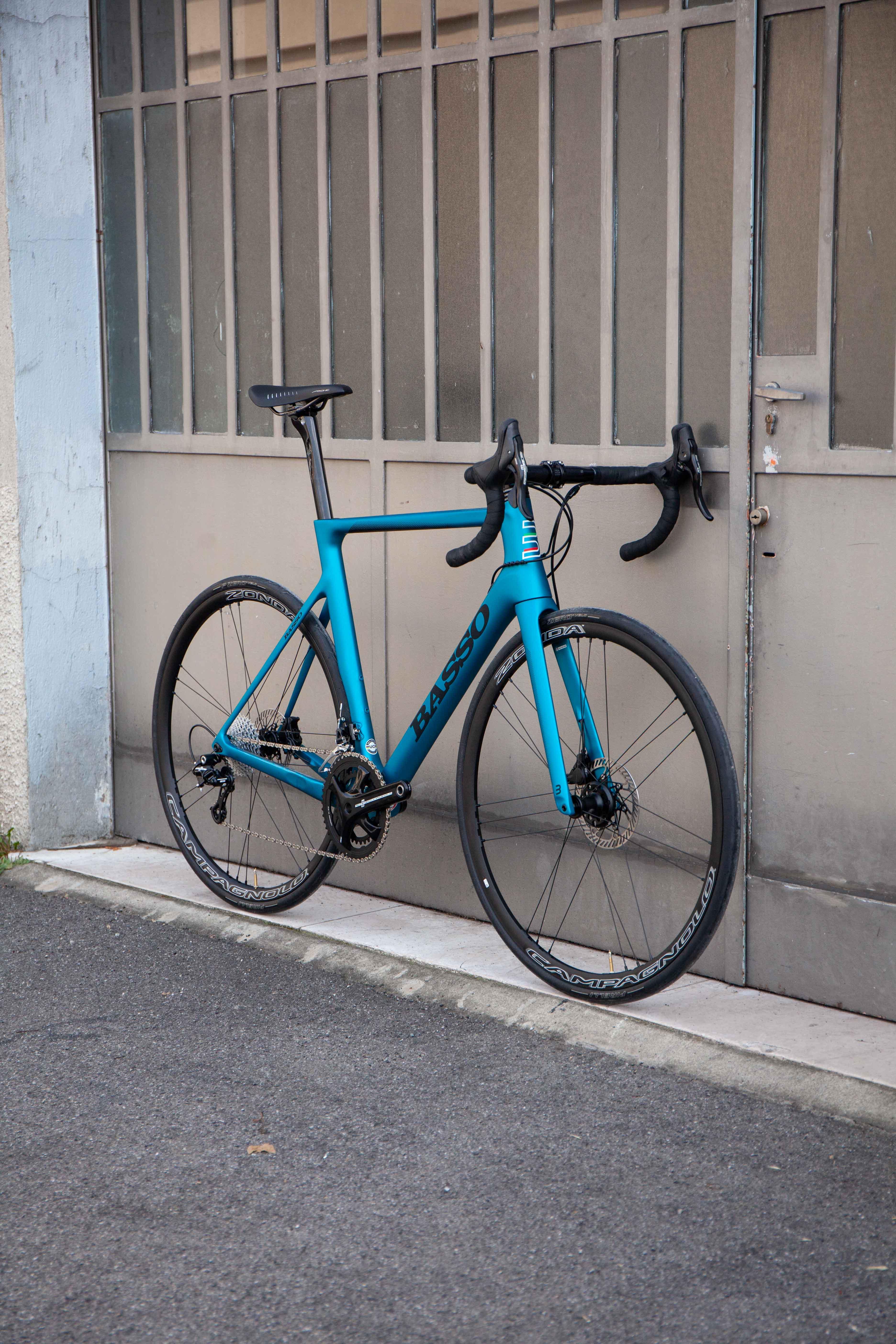 Cicli Corsa Basso Astra 56 Potenza Zonda -2