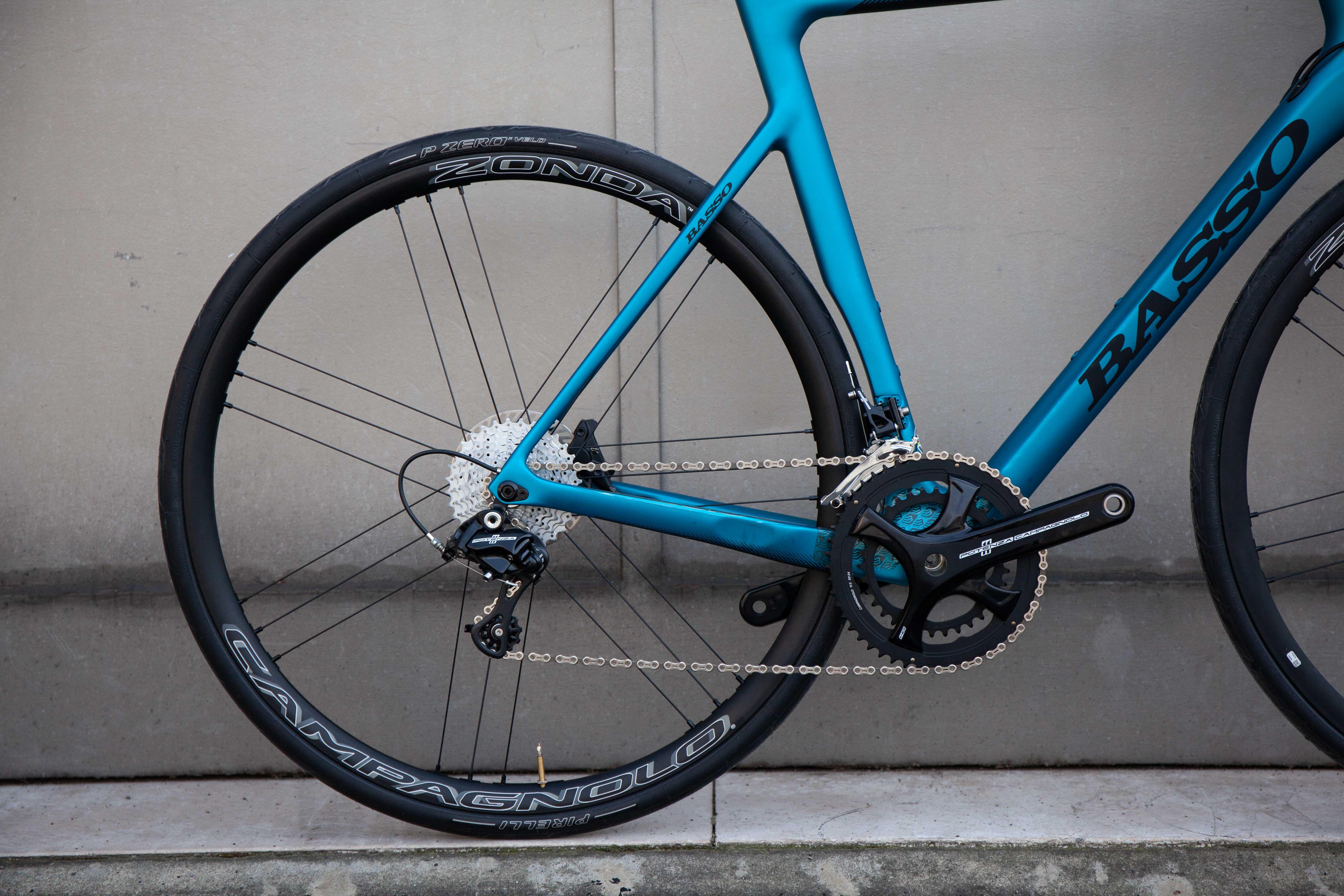 Cicli Corsa Basso Astra 56 Potenza Zonda -4