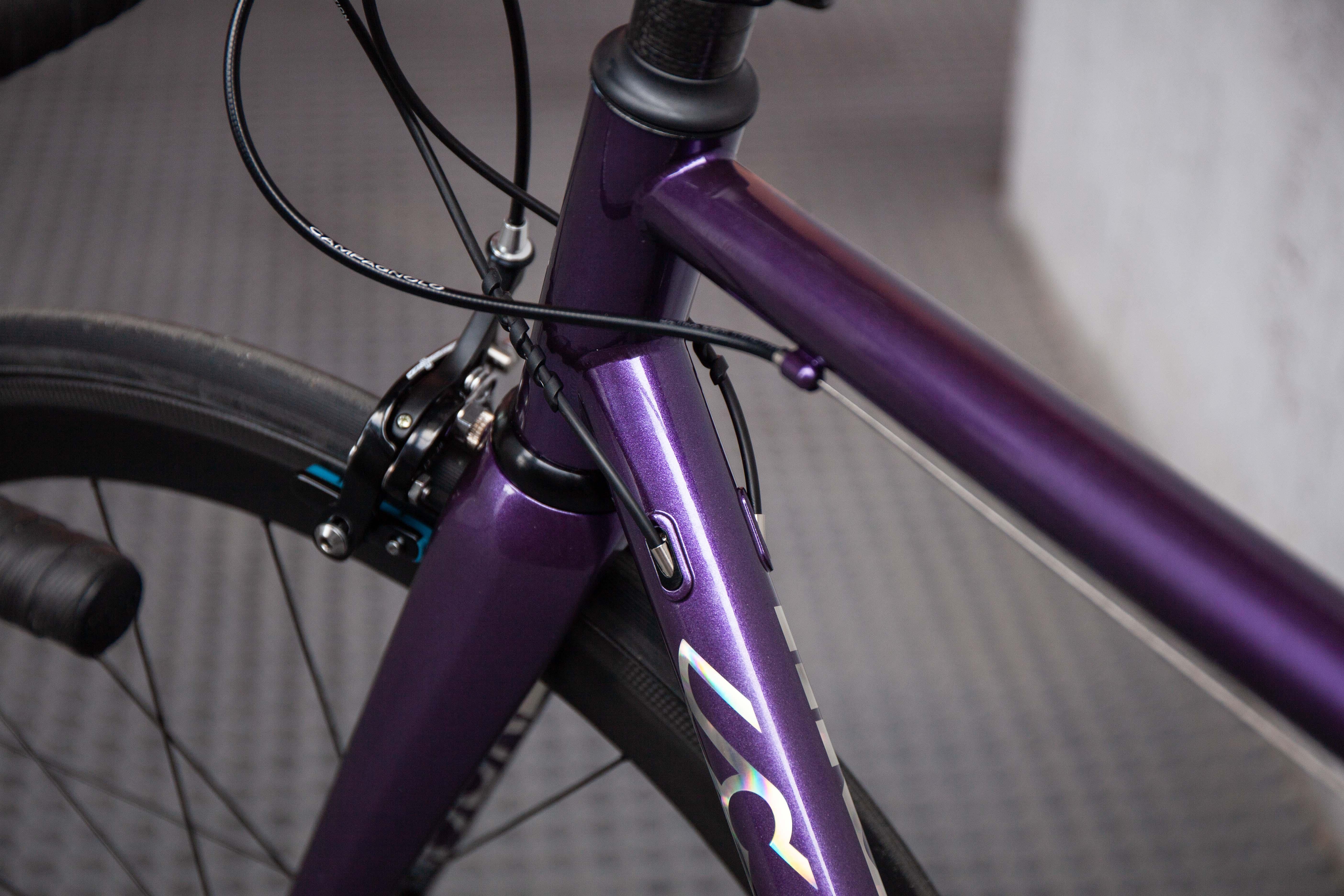 Cicli Corsa Cinelli Vigorelli Road Potenza carbon tub -10