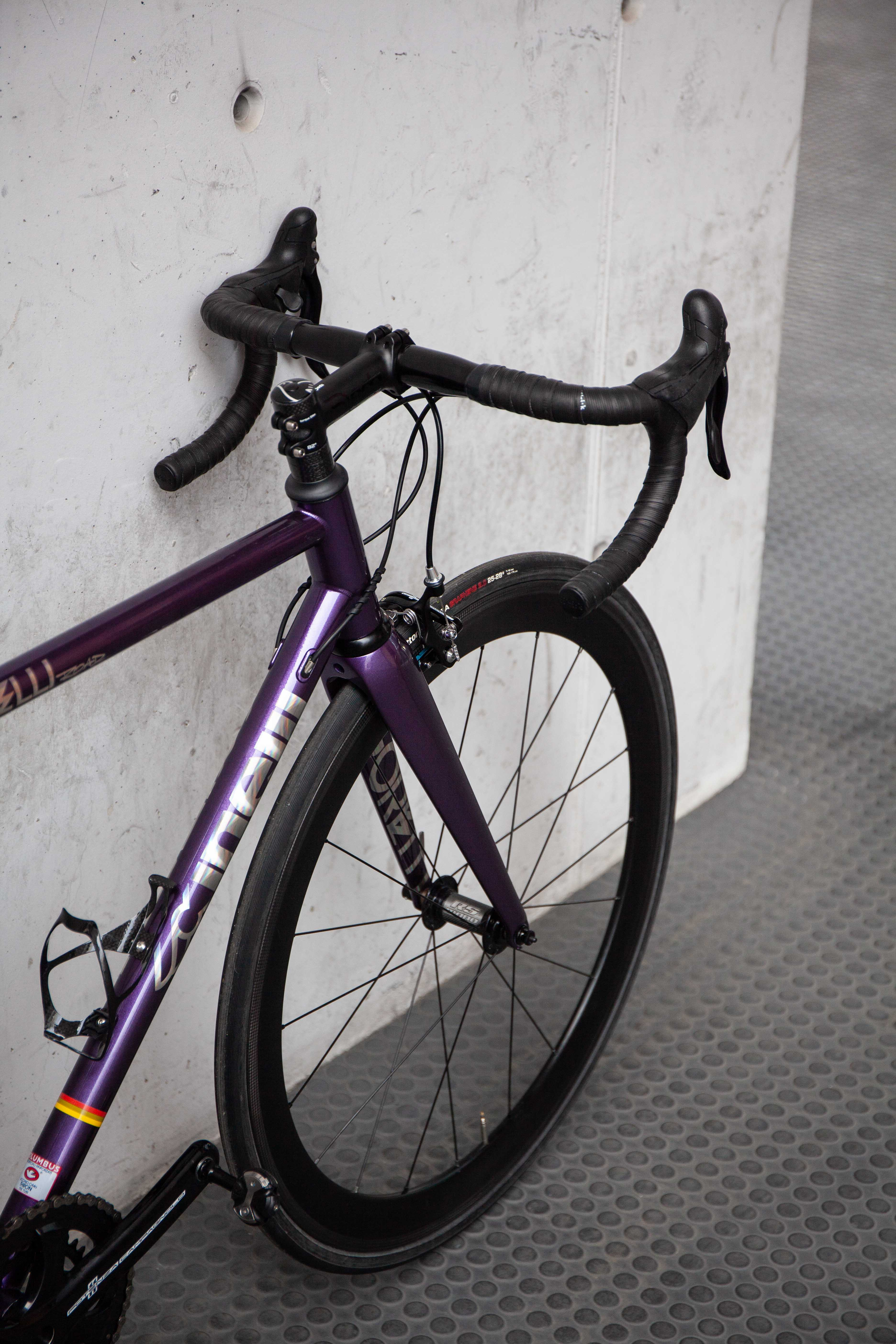 Cicli Corsa Cinelli Vigorelli Road Potenza carbon tub -7