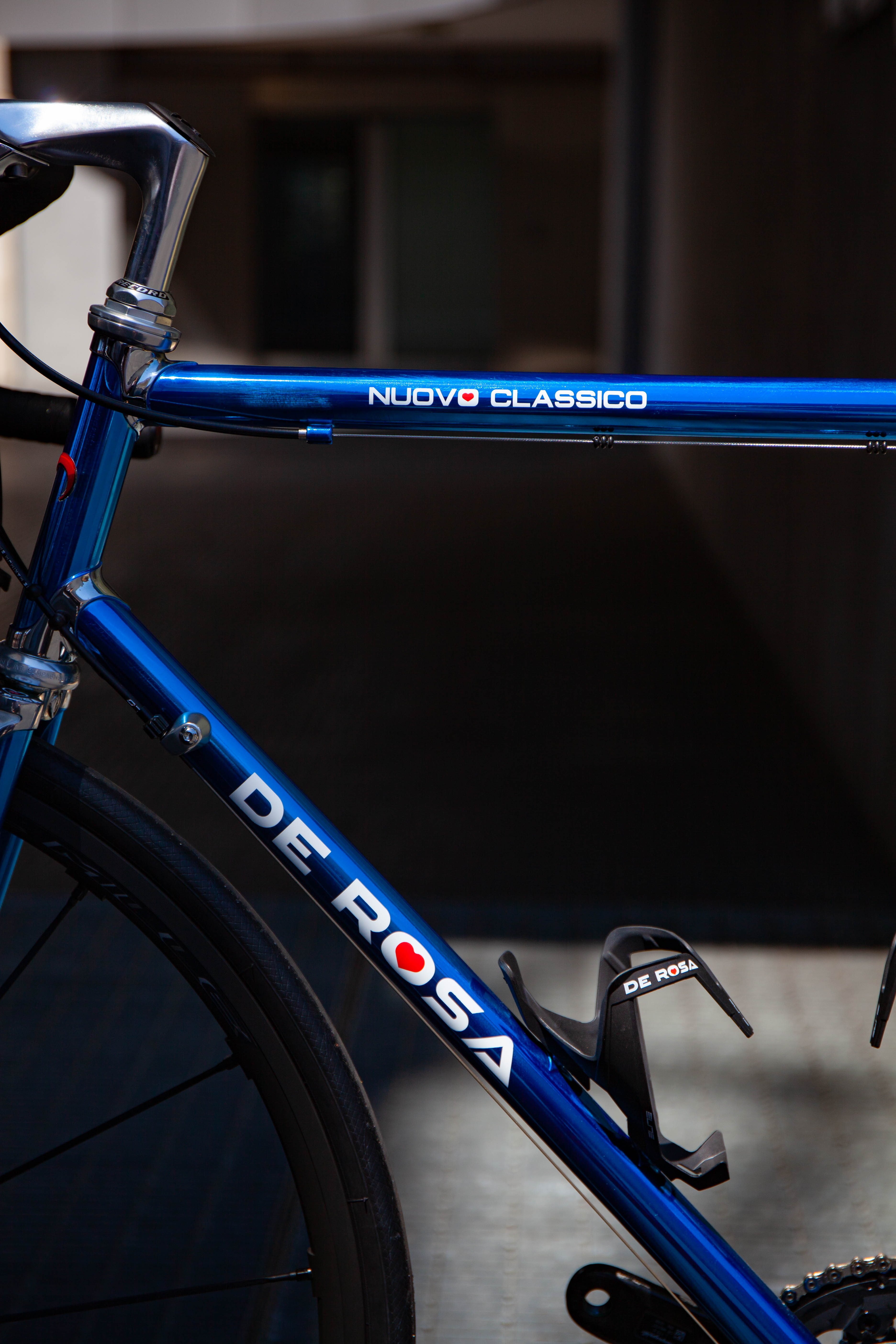 Cicli Corsa De rosa Nuovo Classico 56 Record 2020-14