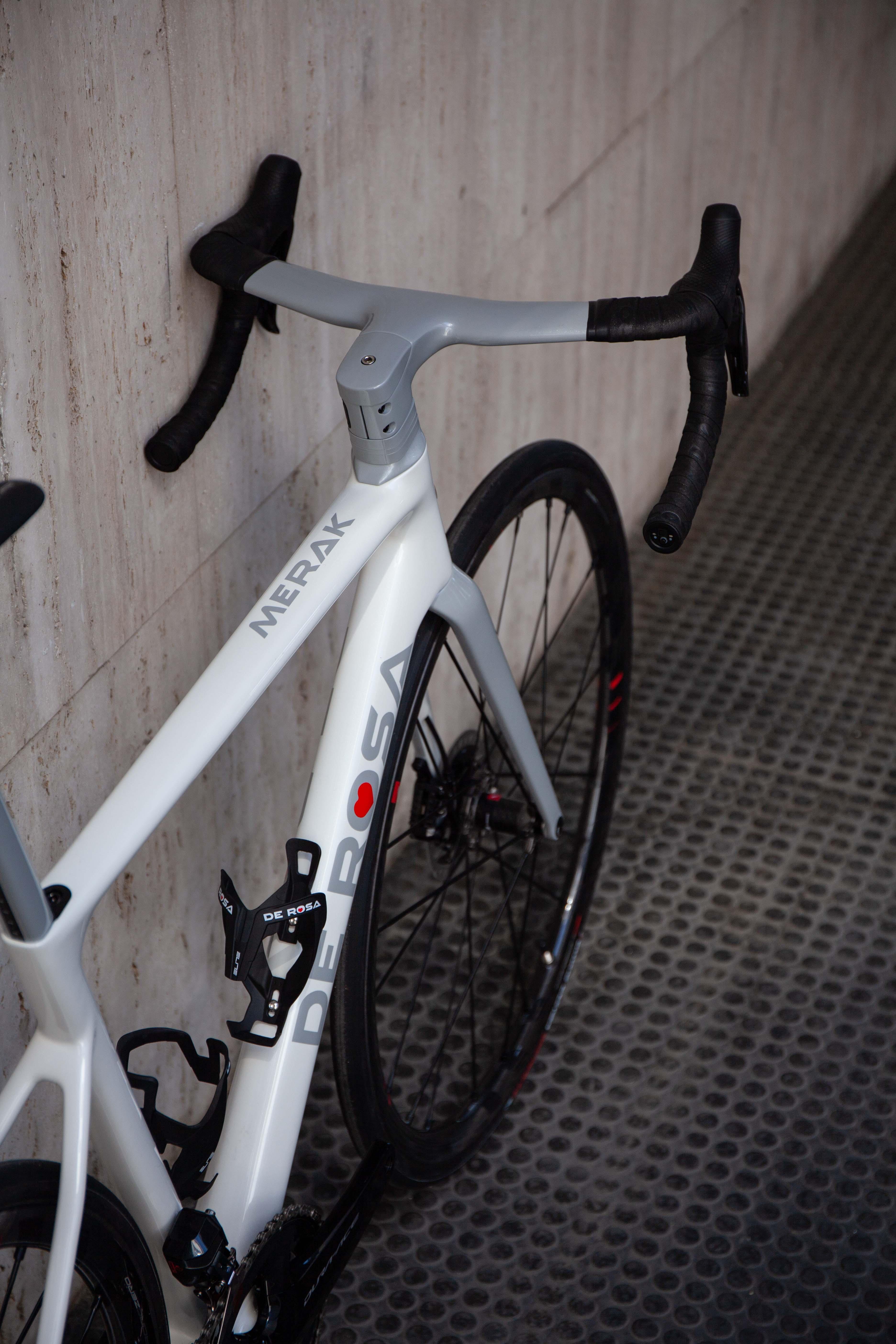 Cicli corsa De rosa Merak 50 Dura-Ace 2020-4