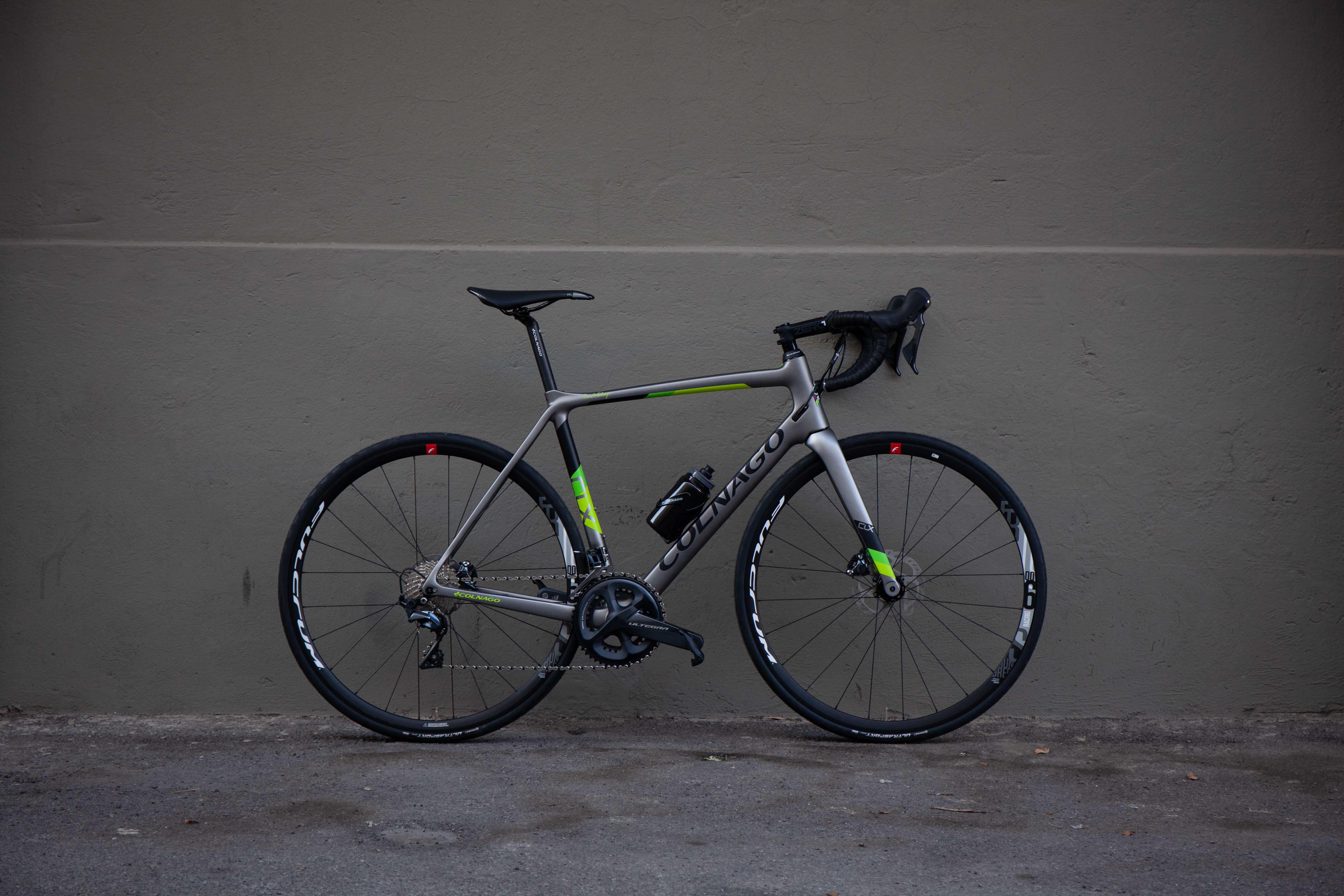 Colnago CLX disc grey-5