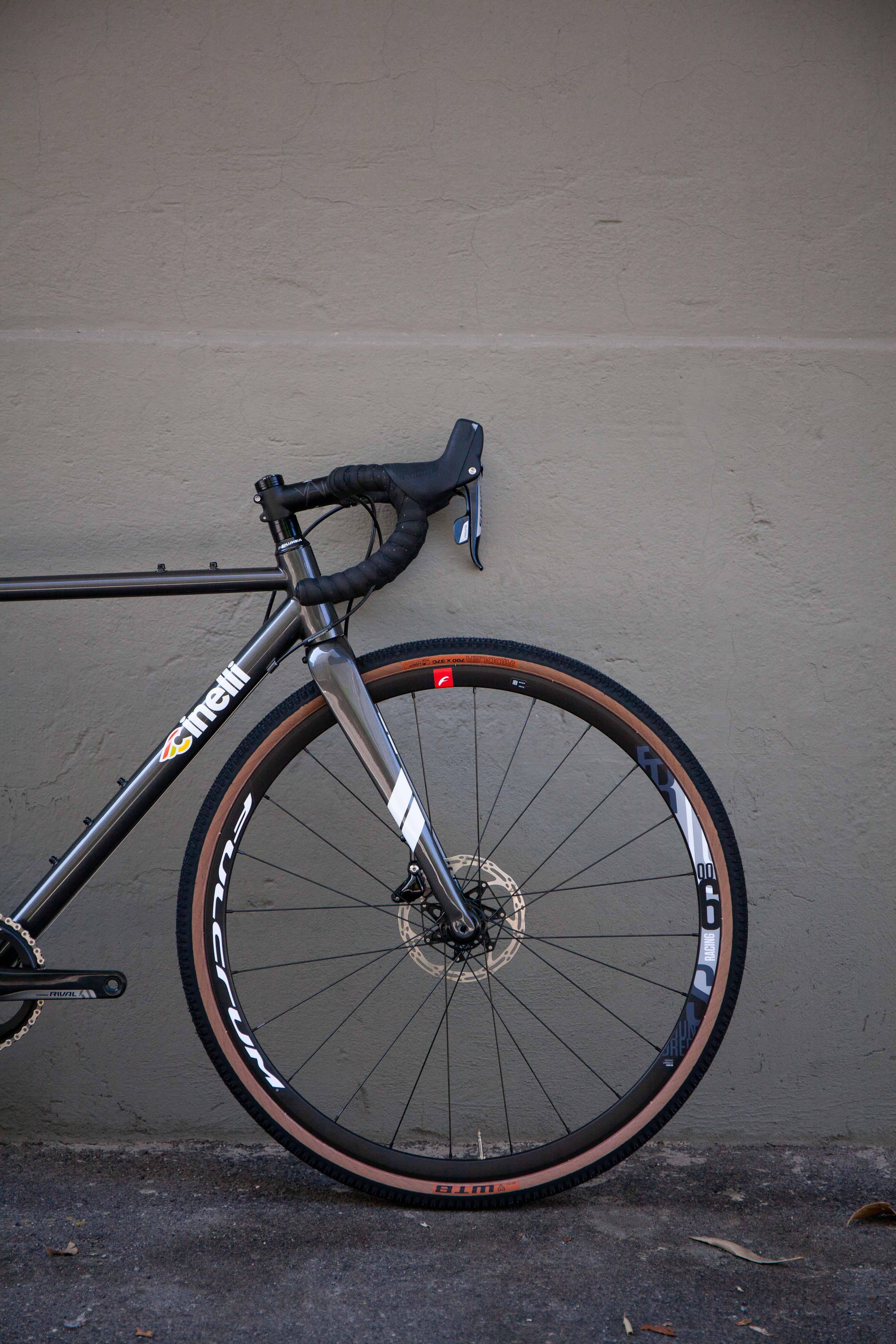 Cicli Corsa Cinelli Nemo Tig Gravel A Antracite-3