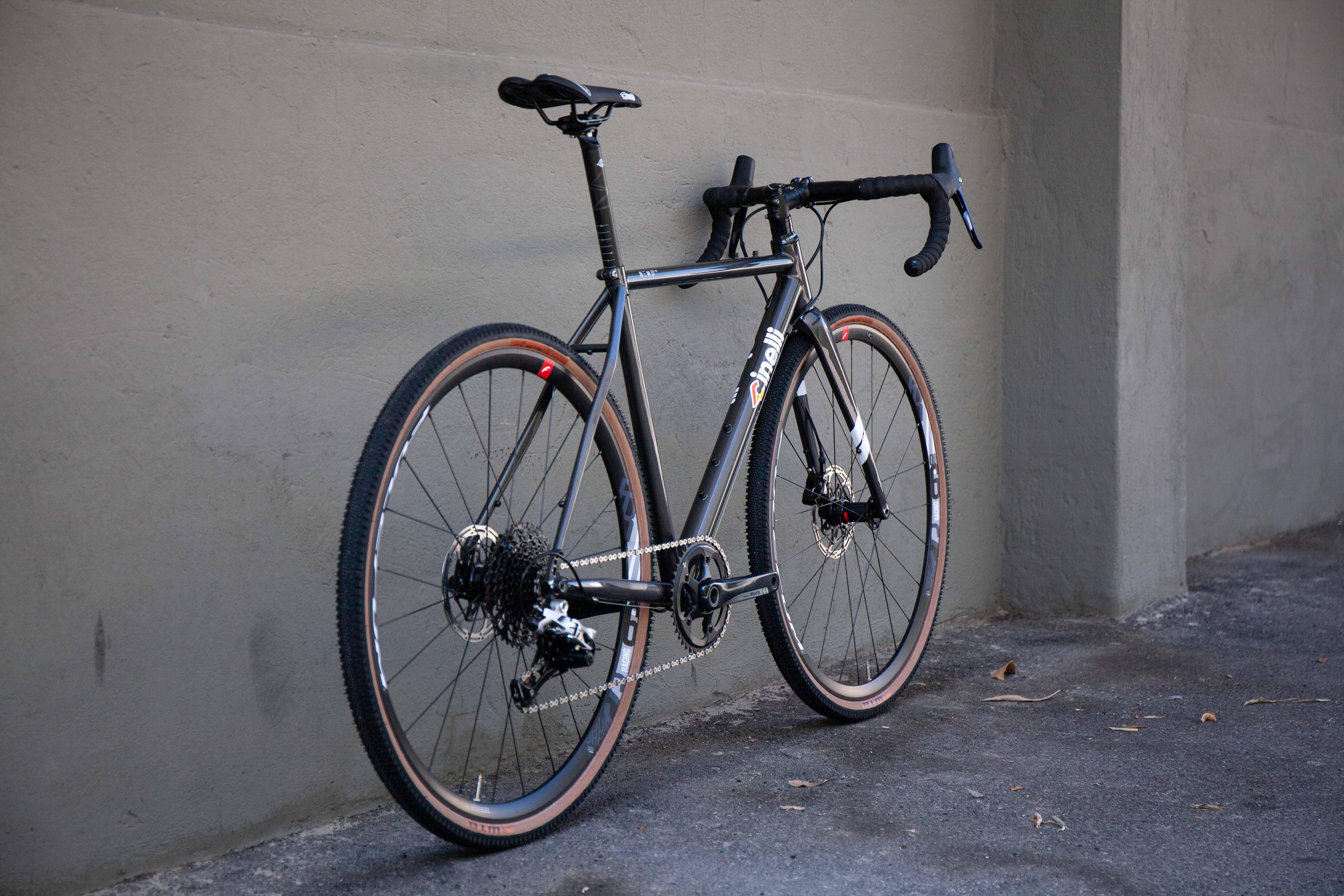 Cicli Corsa Cinelli Nemo Tig Gravel A Antracite-4