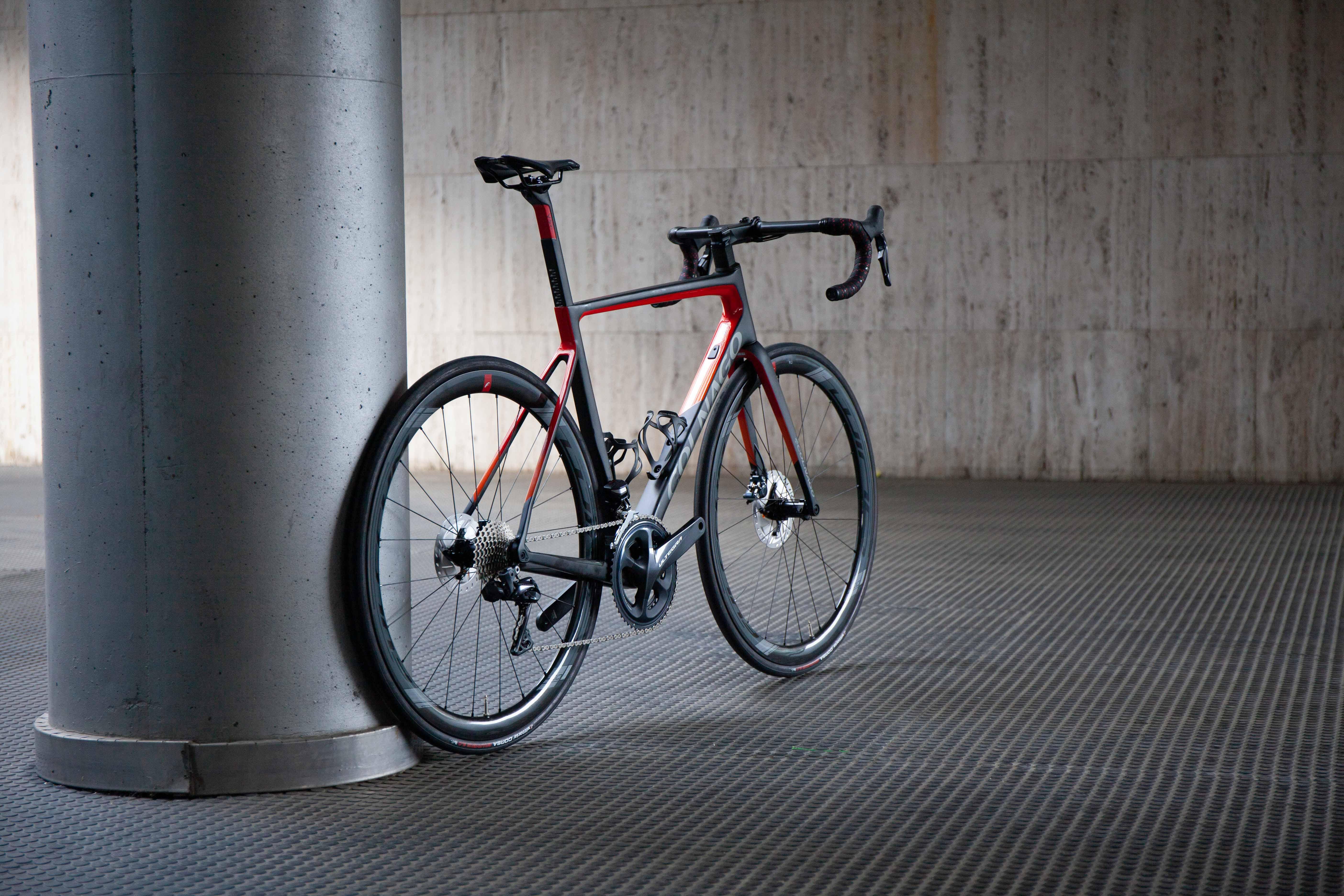 Cicli Corsa Colnago V3Rs Disc 52 ultegra-3