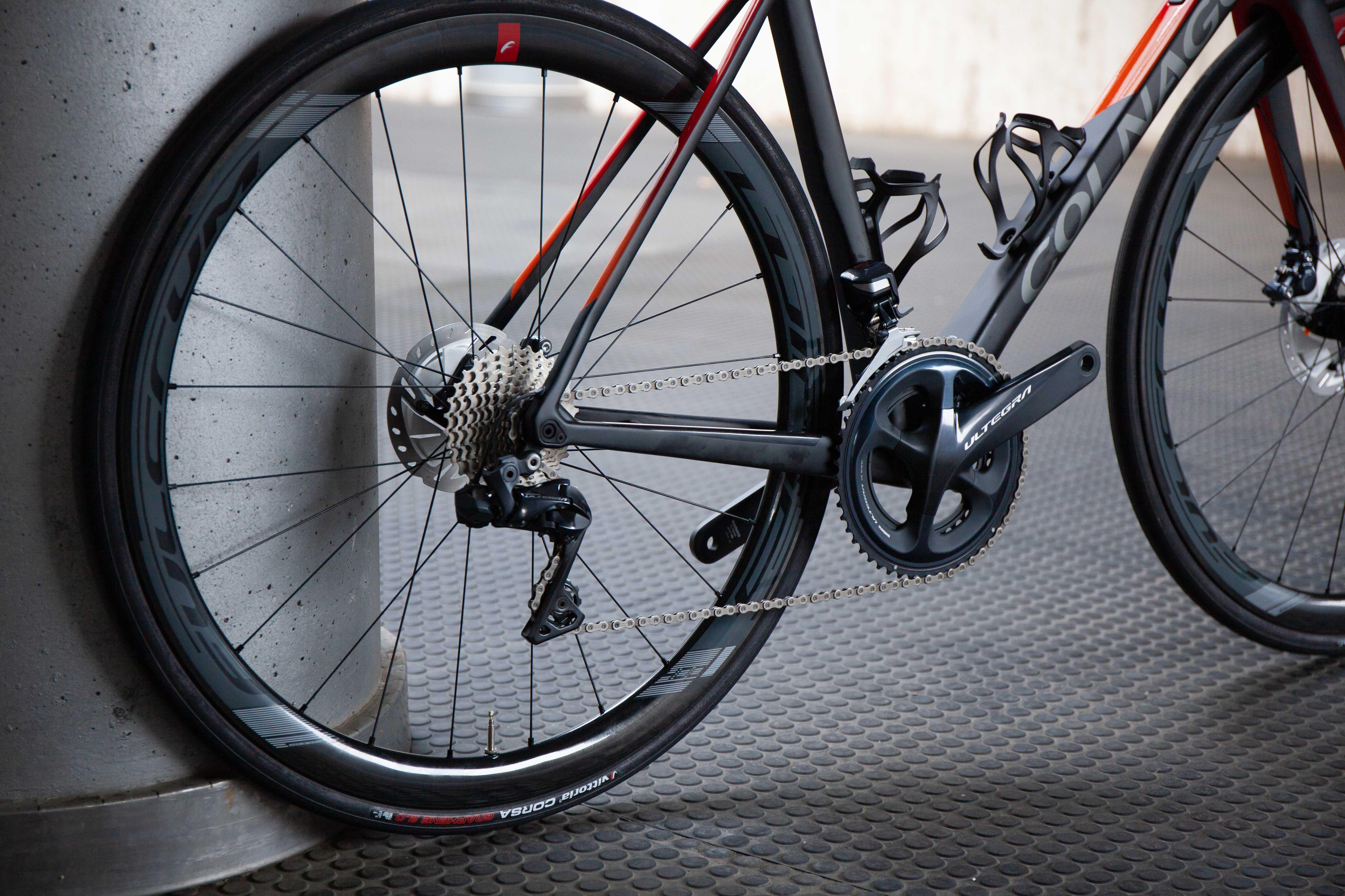 Cicli Corsa Colnago V3Rs Disc 52 ultegra-6