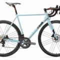 Cicli Corsa Cinelli Nemo TIG disc+chorus+shamal carbon front&rear