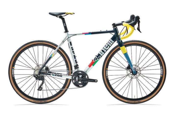 Cicli Corsa Cinelli Zydeco 2021_side