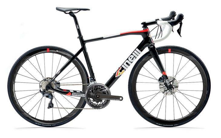 Cicli Corsa Cinelli superstar 2021_disc_side+sram red axs+wind 40