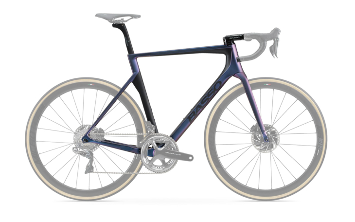 Cicli Corsa Basso Diamante-SV_Chameleon-Black_telaio